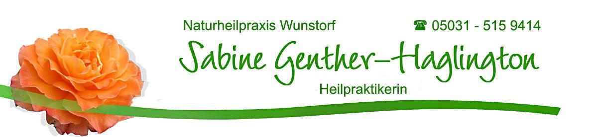 Sabine Genther-Haglington – Heilpraktikerin